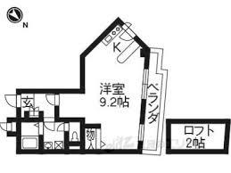 ソレイユ西山京都府京都市西京区松尾鈴川町賃貸マンション1k2階