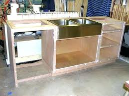 Kitchen Sink Cabinet Custom Islands Island Cabinets Small Base