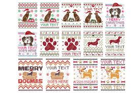 Download your collections in the code format compatible with all browsers, and use icons on your website. Free Dog Ugly Christmas Svg Template In Svg Dxf Png Eps Jpeg Crafter File Svg Psd Png Eps Format Free Download