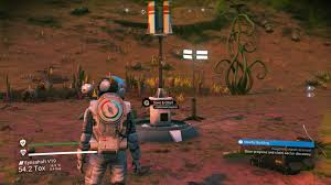 No Mans Sky Saving How To Save In No Mans Sky Usgamer