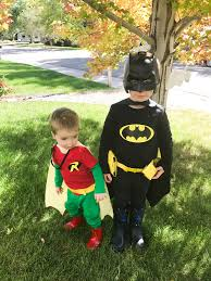 batman and robin costumes for kids