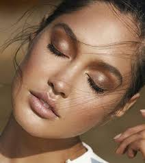 pool and beach makeup ideas for a