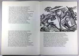 Orpheus Und Eurydice Aus Dem Zehnten Und Elften Buch Der Metamorphosen Des Publius Ovidius Naso Mit Vierzehn Holzschnitten Von Hans Orlowski