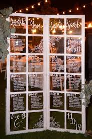 Winter Wedding Seating Chart Ideas Vintage Old Door Wedding Seating Chart Ideas Oh Best Day Ever