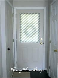window treatments for doors with half glass front door window treatments full size of window window