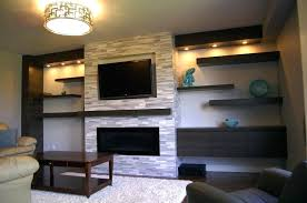 contemporary fireplace designs with tv above awesome modern corner design ideas interior 16