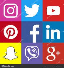 Youtube Icon Template Facebook Youtube Instagram Logo Square Social Media Logo