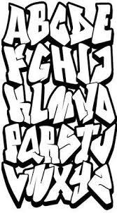 Easy Graffiti Alphabet Letters A Z Ownerletterco
