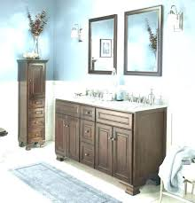 blue and brown bathroom rugs gray bath falls oh contemporary furniture inspiring grey