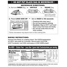 bag microwave pork rinds one of pappy s favorites 1 8 oz bag