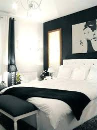 black white and gold bedroom ideas – Interior House Beautiful Online