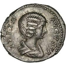 Details About Roman Coins Julia Domna Denarius