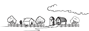 farm clipart black and white. Clipart Free Stock Collection Of Coloring High Quality Picture Black And White Library Farm For