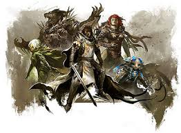 Playable Races Guild Wars 2 Wiki Gw2w