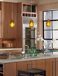 kitchen decorating using clear glass kitchen breakfast bar top throughout the brilliant in addition to gorgeous impressive pendant lights