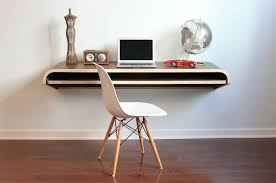... Minimal Wall Desk | Walnut | Large | OUT OF STOCK ...