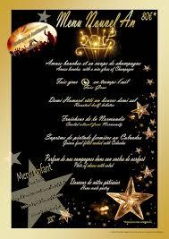 New Year Menu Hotel Restaurant De La Plage New Years Eve Menu