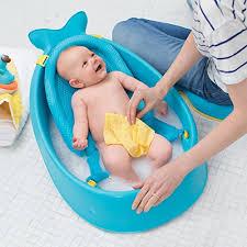 skip hop moby bath smart sling 3 stage bathtub