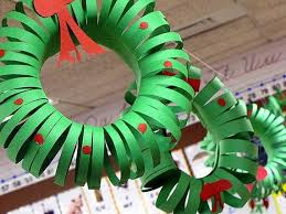 christmas decoration ideas with paper