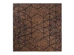cork wall tiles coloured uk