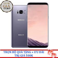 Shop bán Samsung Galaxy S8 64G Ram 4GB 5.8inch (Tím Khói) - Hàng Nhập Khẩu