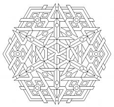 In Symmetrical Coloring Pages Coloring Pages For Children