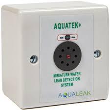 Sensor Based Water Leak Detection Aqualeak