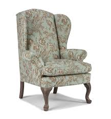 Best Chairs Best Home Furnishings Chairs Wing Back Sylvia Wing Back Chair