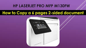 Mfp To Sided Pages M130fw Hp Laserjet Copy How Document 6 A Pro 2 SwEnBnqX