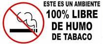 Yo no fumo