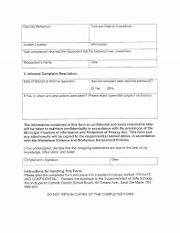 New Reporting Forms For Violent Or Aggressive Incidents