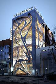 modern office building. Wondrous Ideas Modern Office Building Plans And Elevations 15 World Of Architecture New LOreal By IAMZ Design On Home