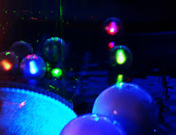 Rave Theme Party Real Event Nightclub Themed Birthday Party
