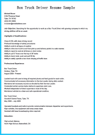Sample Resume For Truck Driver Writing Research Essays CUPtech Sro IDEA RS Straight Truck 21