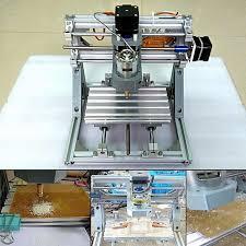 generic 3 axis mini cnc milling machine engraving diy router kit 2500mw laser engraver