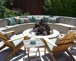 Small Picture Patio Seat Wall Houzz