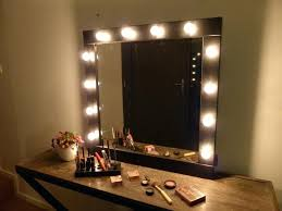 professional makeup mirror with lights. led mirror lights diy amazing professional makeup mirrors with vanity wall hanging or . a