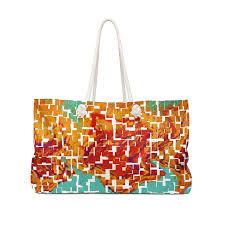Original Design Bags Amazon Com Funky Unique Original Design Weekender Bag 181