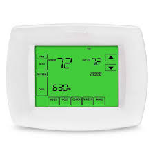 th8320u1008 honeywell th8320u1008 visionpro thermostat 3 heat visionpro programmable 3h 2c touchscreen thermostat product image