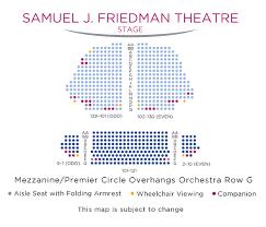 76 Curious Samuel J Friedman Theatre