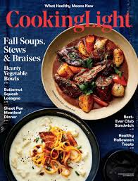 Cooking Light Magazine Cancel Subscription Get Your Digital Copy Of Cooking Light October 2018 Issue