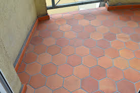 honeycomb tile flooring designs