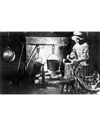 stretched canvas art colonial candle making nan actor making candles in a on typical wall art size with amazing deal on stretched canvas art colonial candle making nan