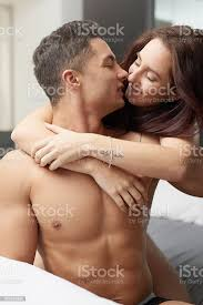 Sexy Good Morning Kiss
