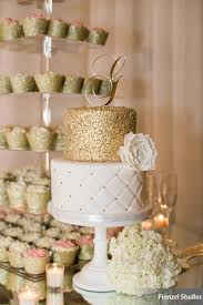 Nashville Sweets | Gold Sequin & White Quilted Wedding Cake & Category. Bridal, Cakes, Weddings Adamdwight.com