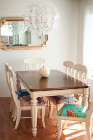 Refinished Kitchen Tables A Kitchen Table To Be Thankful For A Make Over Story Table