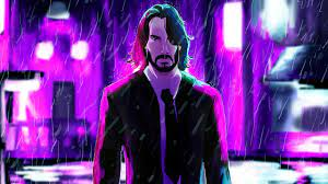 John Wick fanart Wallpaper 4k Ultra HD ...