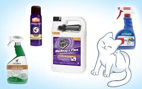 10 quality home flea sprays