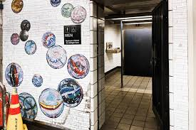 How To Get Urine Smell Out Of Bathroom Extraordinary NYC Subway Station Bathrooms In Manhattan Reviewed Thrillist