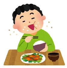 「フリー素材  食事 イラスト」の画像検索結果